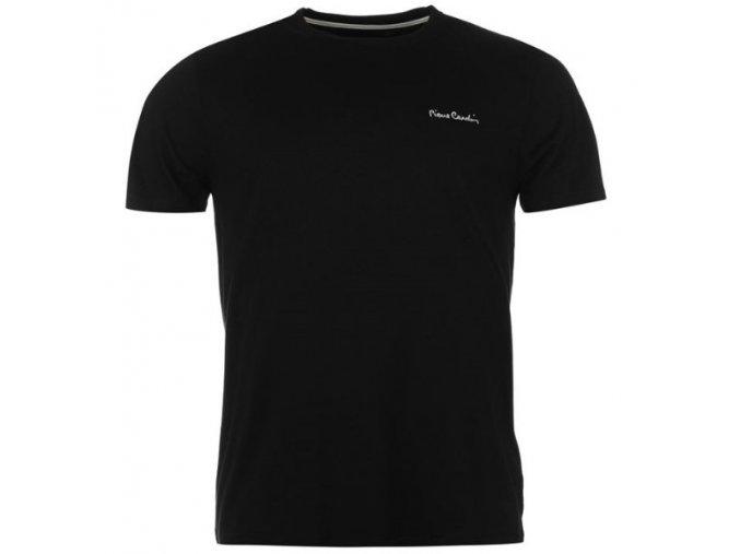 černé maxi triko