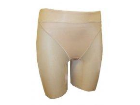 tělové stahovací kalhotky s nohavičkou