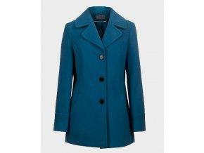 Dámský zimní projmutý kabát