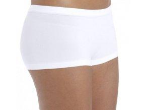 2pack spodní kalhotky bílé bezešvé