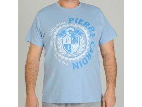 triko světle modré