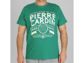 Pánské maxi triko zelené