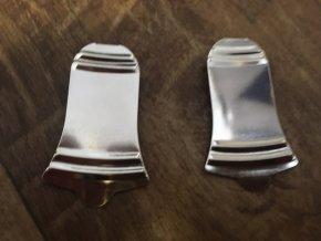Zvonek stříbrný - náhradní díl k Andělskému zvonění