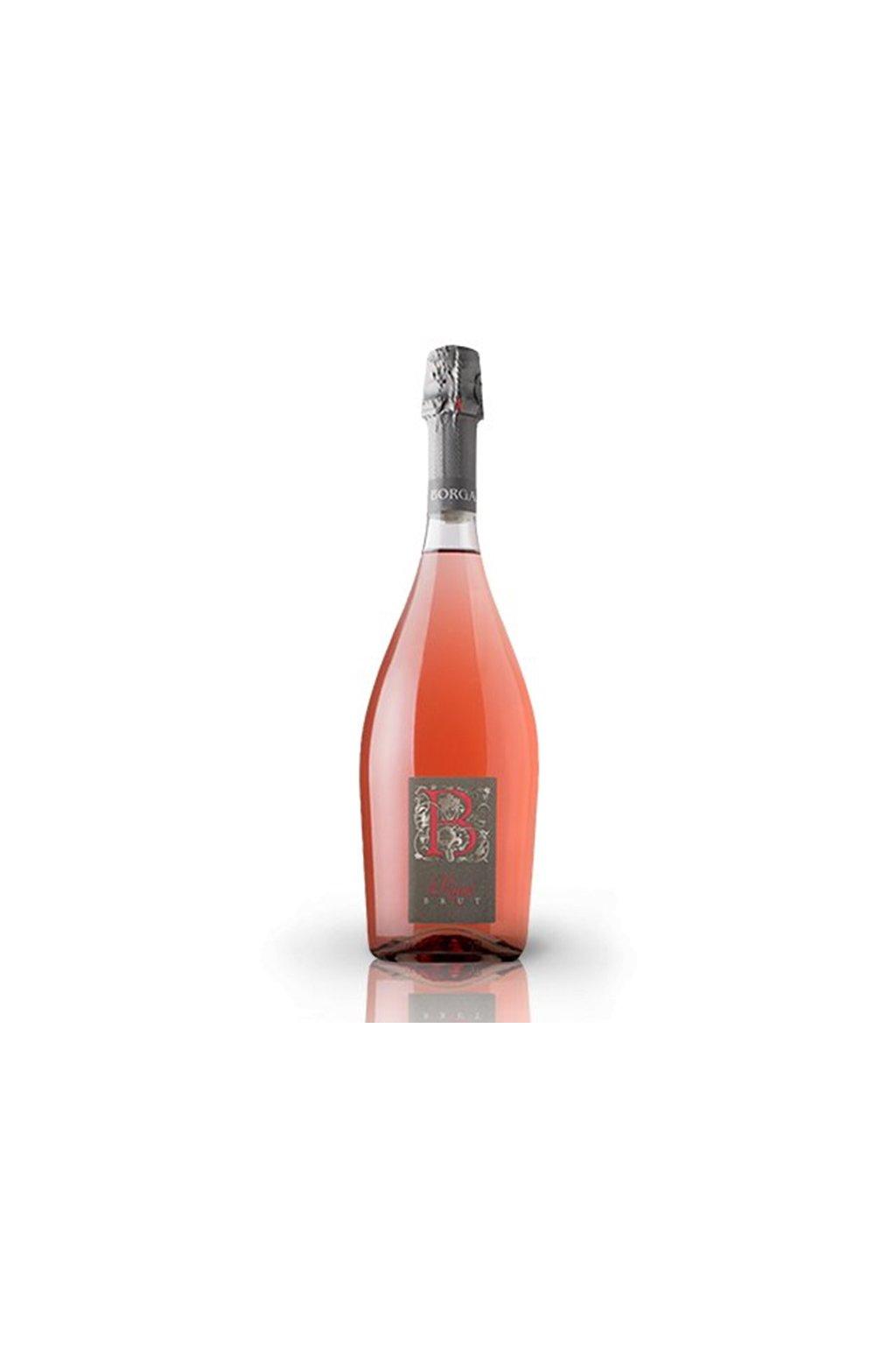 Rosé brut Spumante IGT