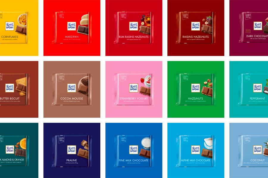 Co jste určitě nevěděli o čokoládách Ritter Sport