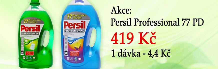 Persil Professional prací gel 77 dávek, 5,082 l