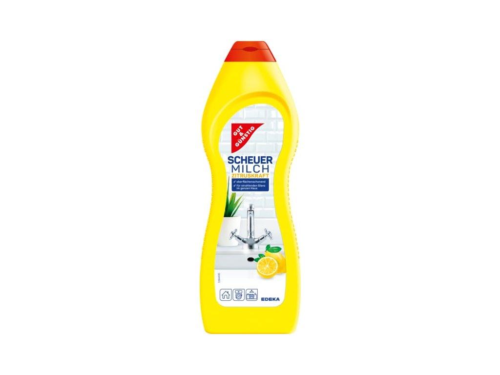 G&G Tekutý písek s citronem 750 ml