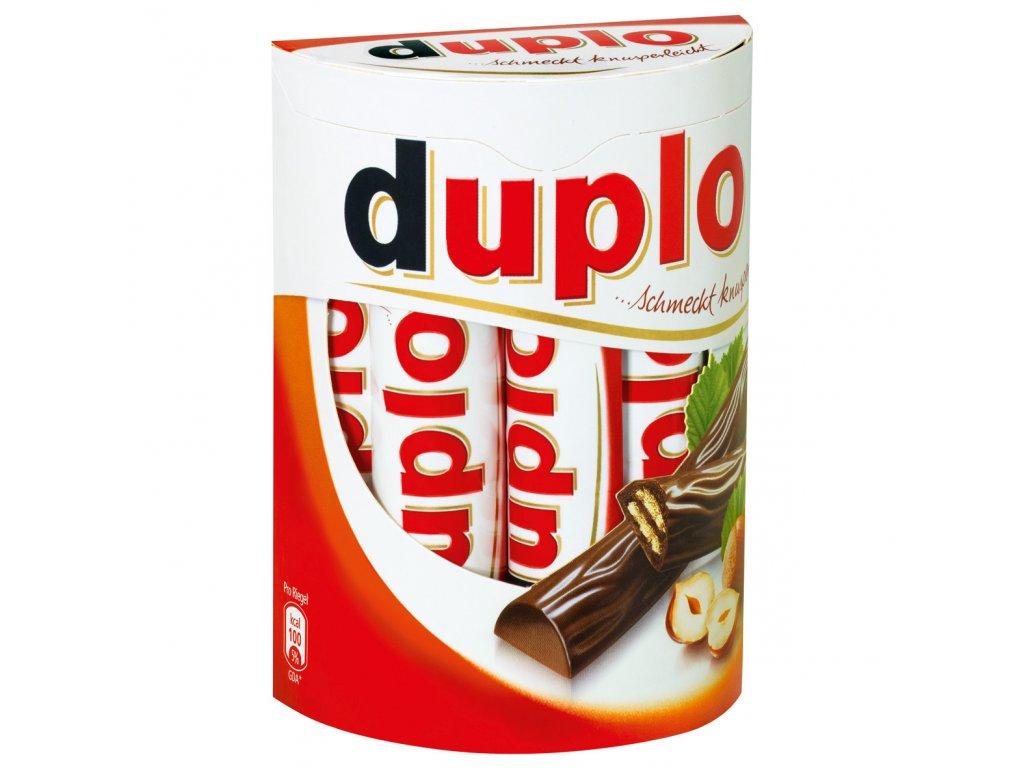 Ferrero Duplo 10ks, 182g  - originál z Německa