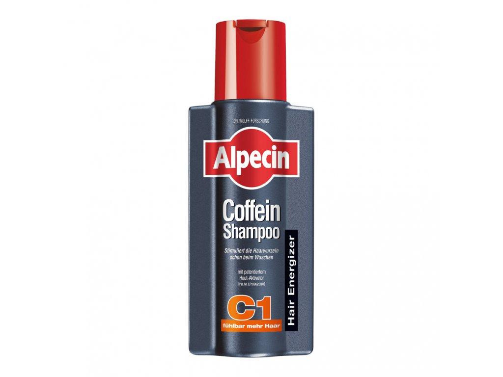 Alpecin Coffein Shampoo C1 250ml  - originál z Německa