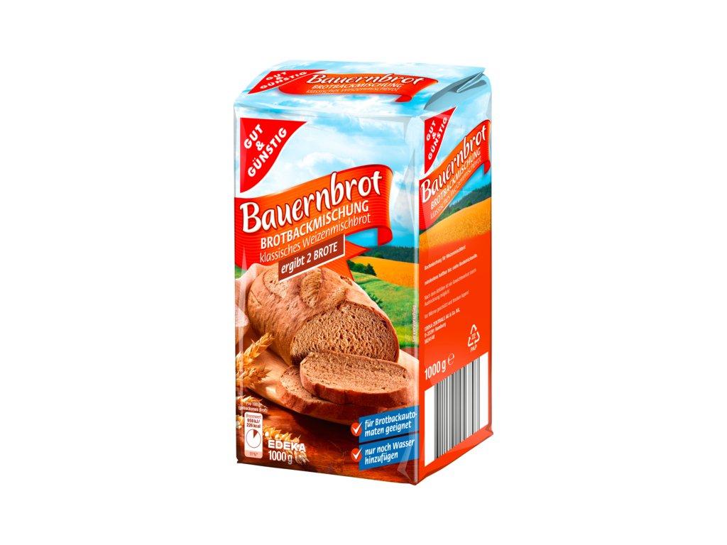 G&G Směs na chléb - selský 1000g  - originál z Německa