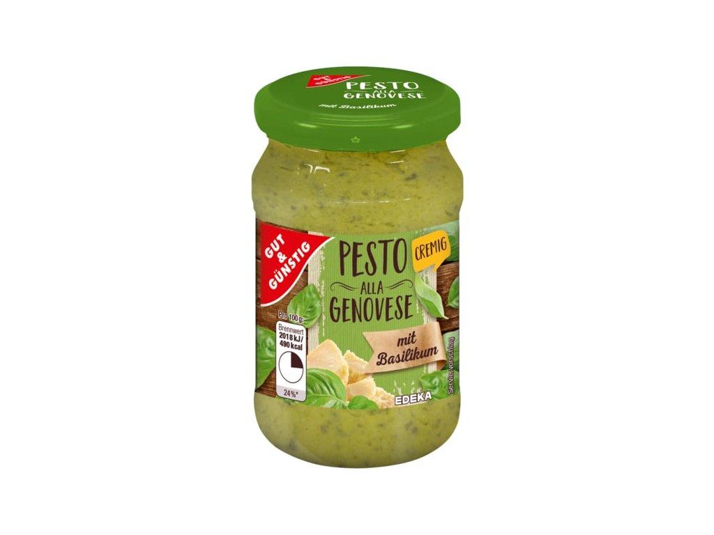 G&G Pesto alla genovese bazalkové 190g
