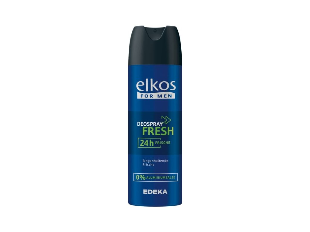 Elkos for Men Fresh Deospray 200ml
