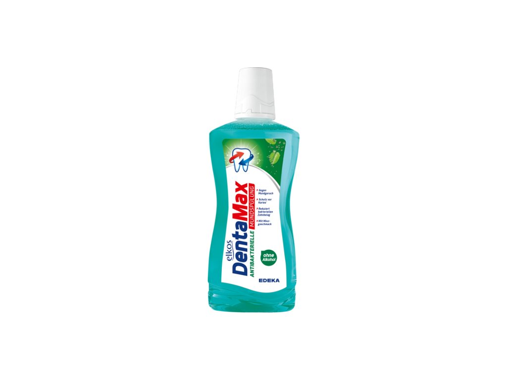 Elkos Mint Fresh antibakteriální ústní voda 500ml