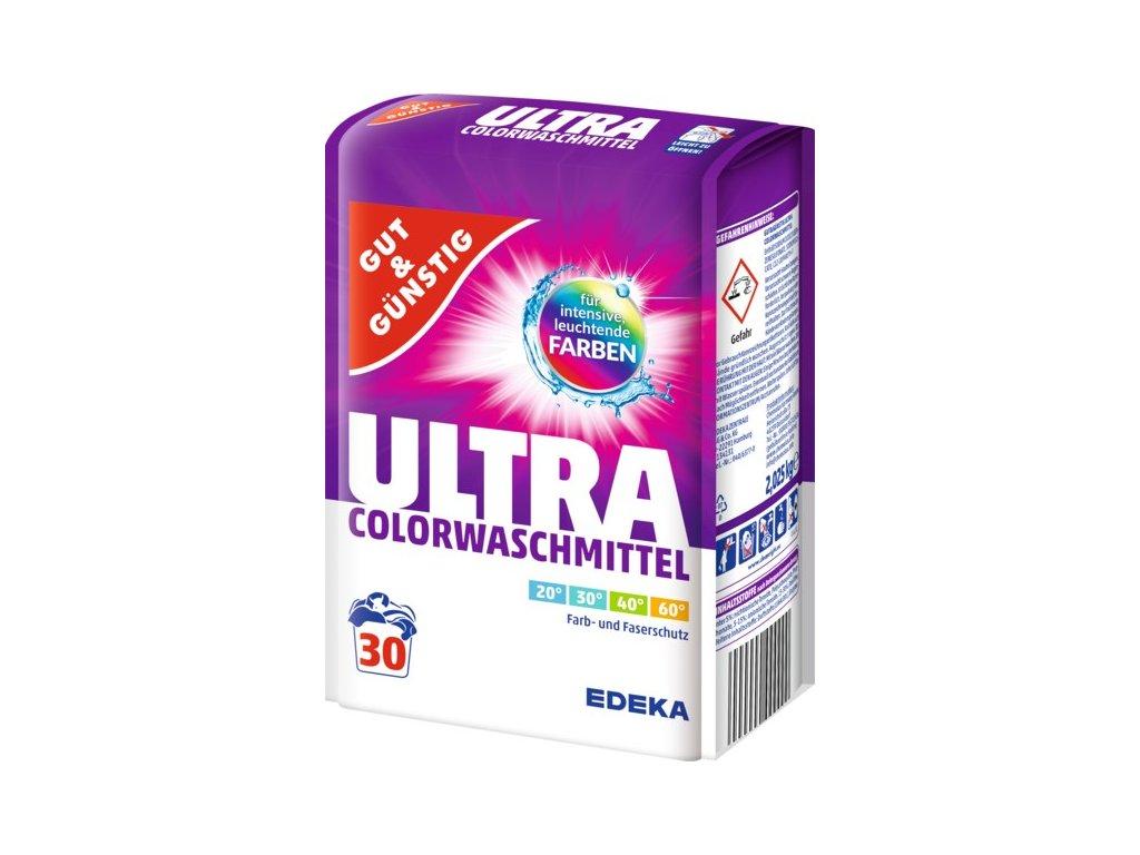 G&G Ultra prací prášek na barevné prádlo 2,025 kg