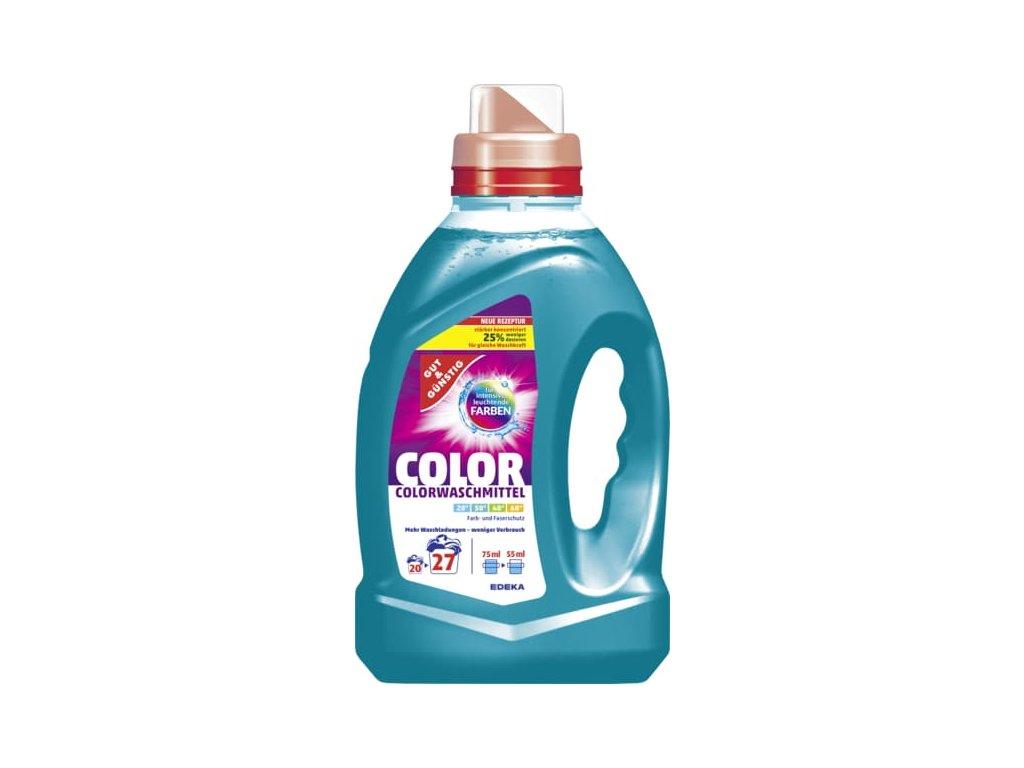 G&G Color Plus prací gel na barevné prádlo 27 dávek