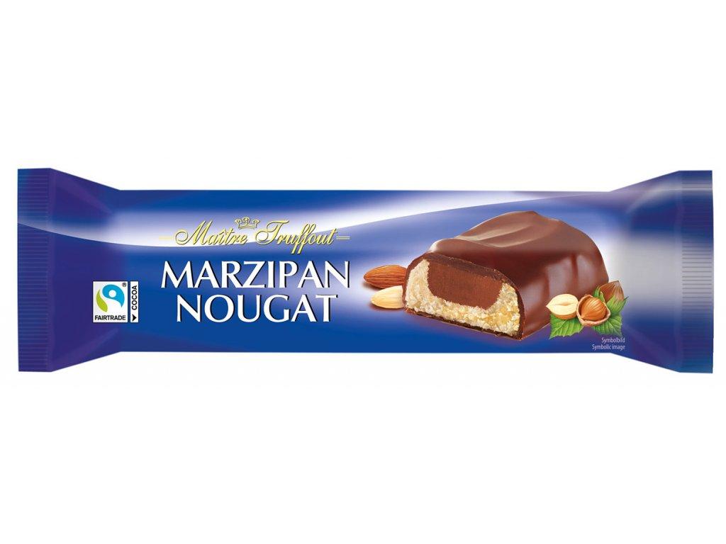 Truffout Marcipánová tyčinka s lískooříškovým nugátovým krémem 100g