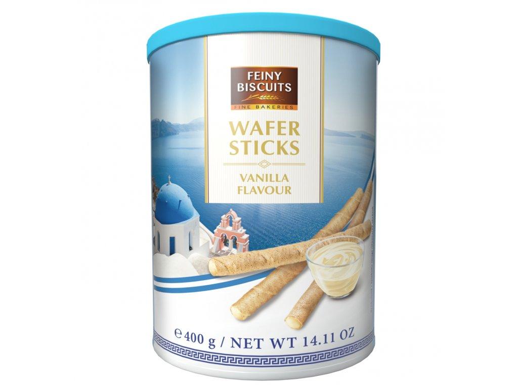 Biscuit Kakaové trubičky s vanilkovým krémem 400g