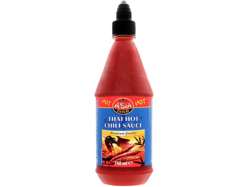 Asia Gold Thajská pálivá chilli omáčka 740ml