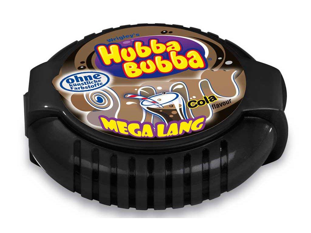 Hubba Bubba Tape s příchutí Coly 56g