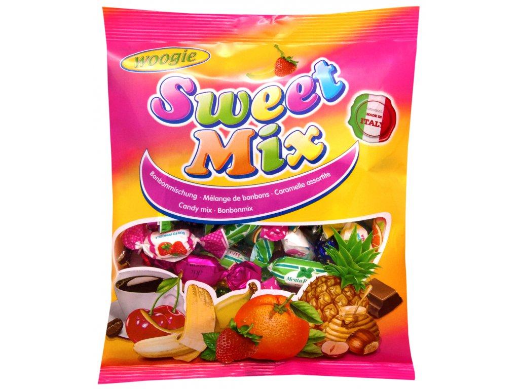 Woogie Sweet Mix ovocných bonbonů 250g