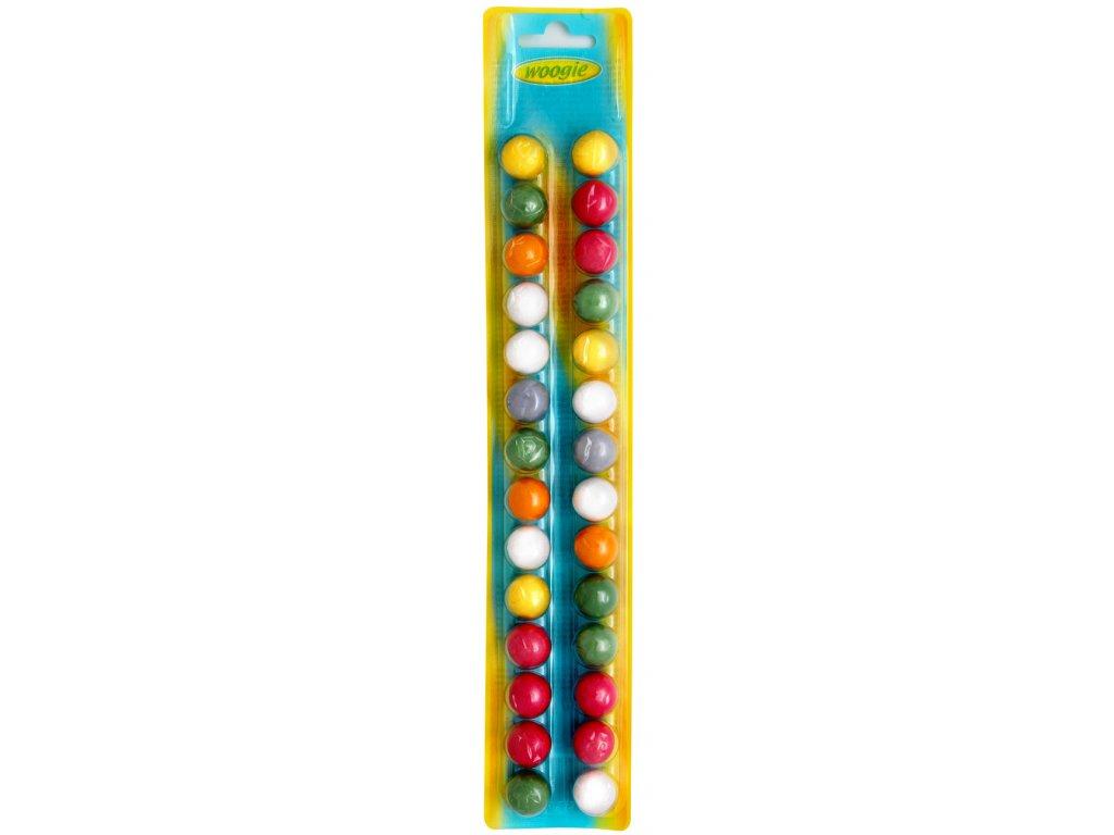 Woogie Žvýkací kuličky 28 ks, 70g