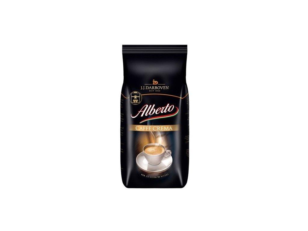 Alberto Caffé Crema zrnková káva 1 kg
