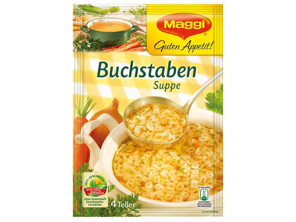 Maggi Písmenková polévka 70g