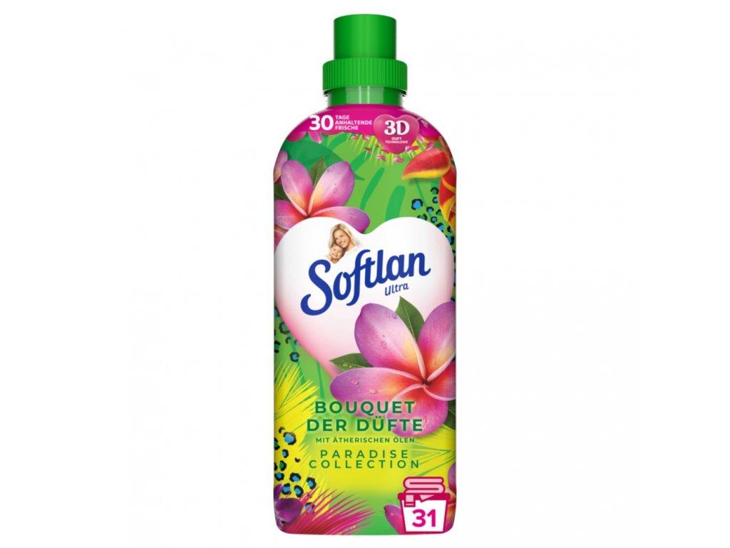 Softlan Aroma Paradise Sensation s esenciálními oleji 27 dávek