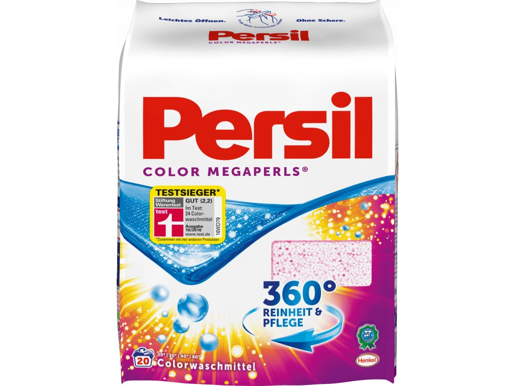 Persil Color Megaperls, 20. dávek 1,48 kg