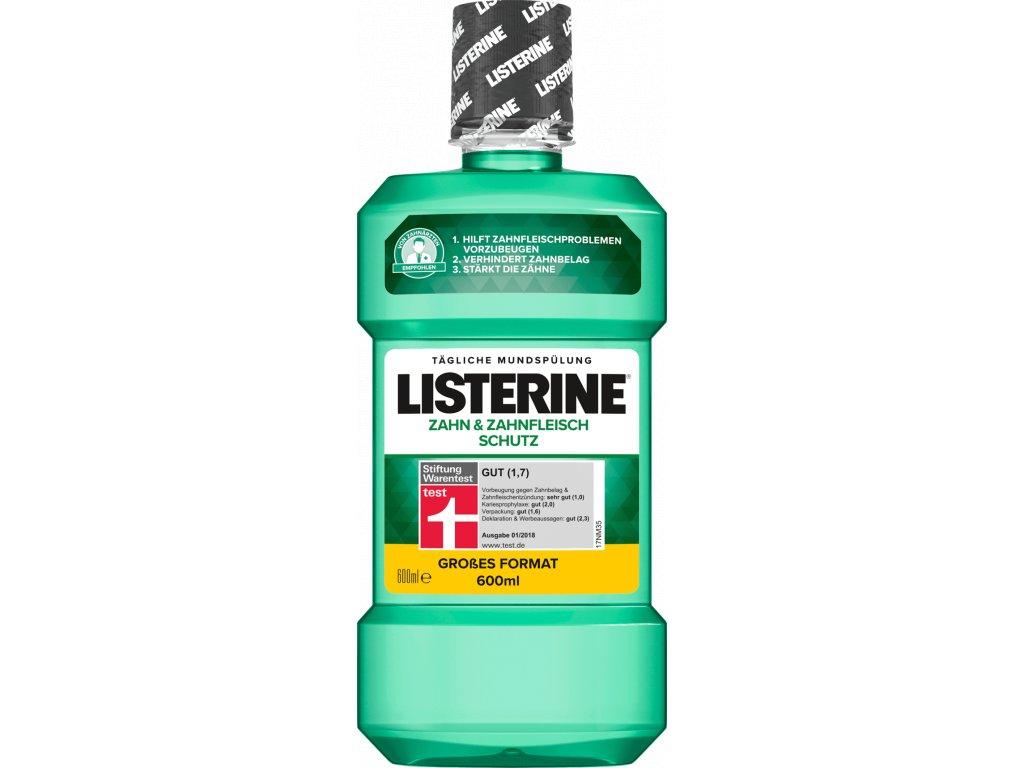 Listerine Ústní voda pro ochranu zubů a dásní 600 ml