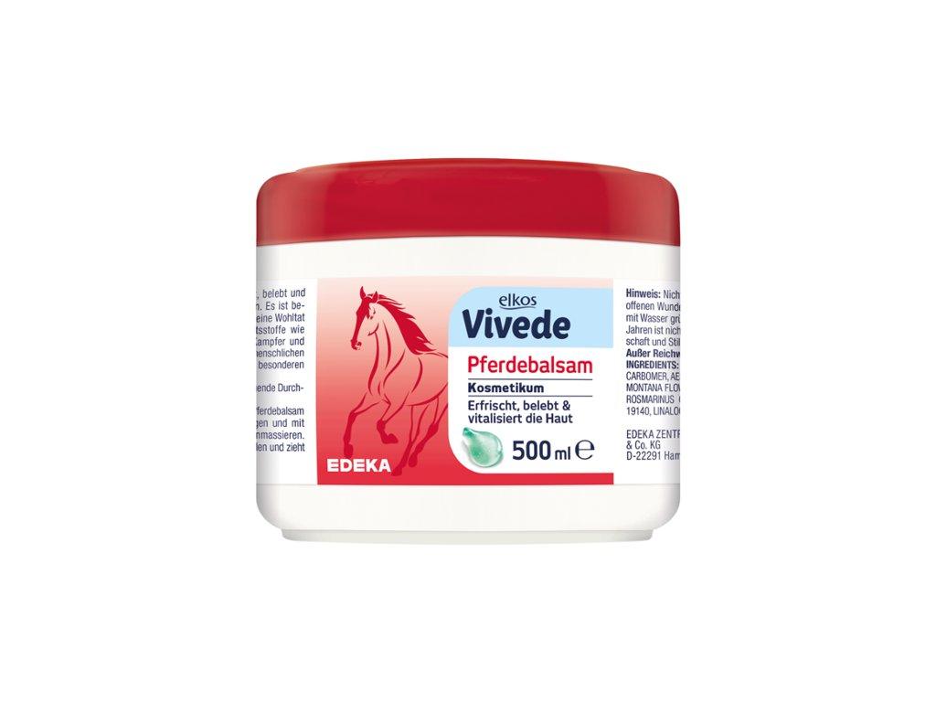 Elkos Vivede koňský balzám 500 ml