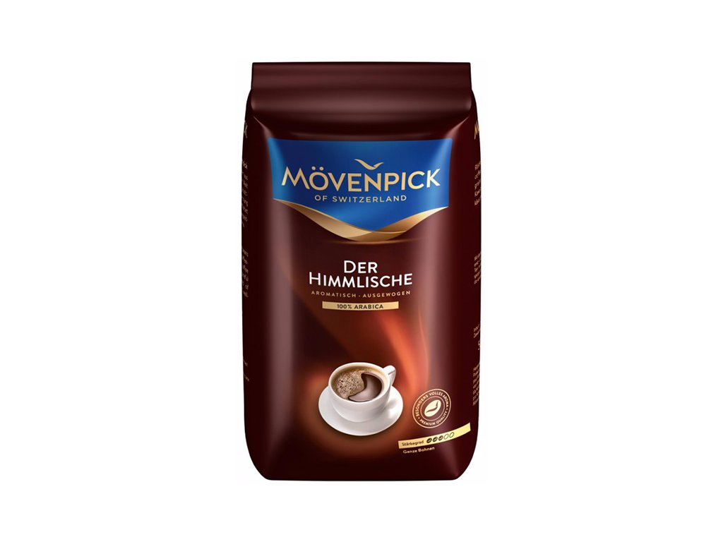 Mövenpick der Himmlische zrnková káva 500 g