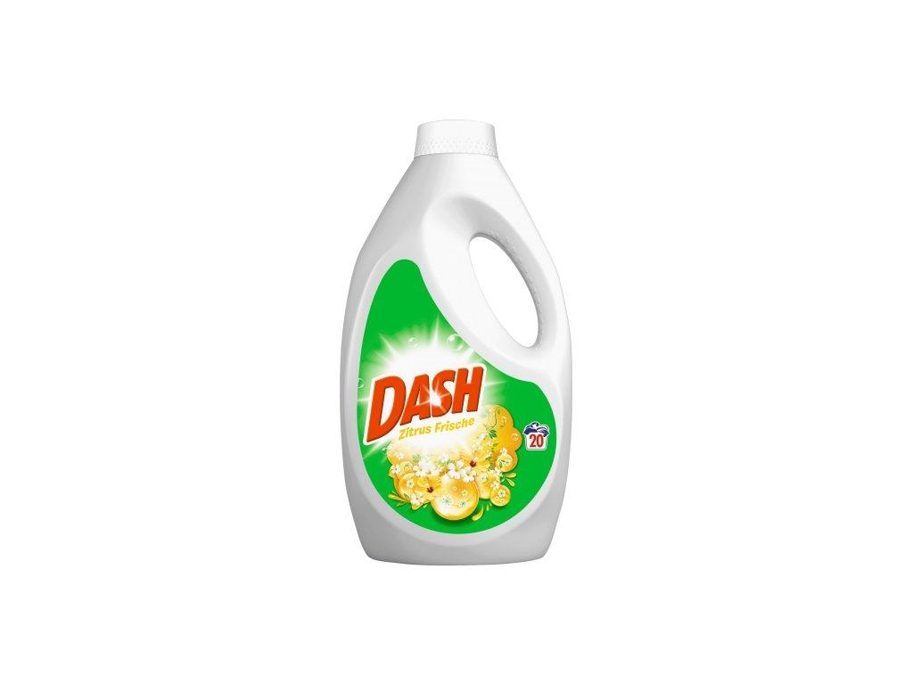 Dash Univerzální prací gel se svěží vůní citrusů, 20 dávek, 1,3ml