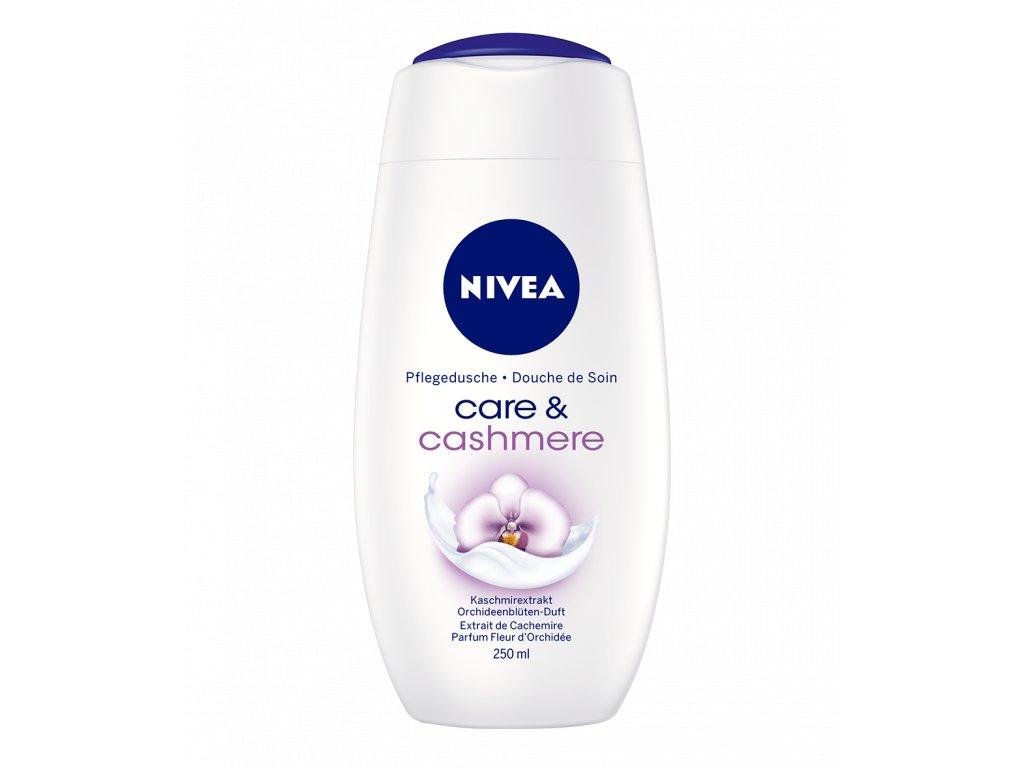 Nivea Care & Cashmere sprchový gel s extraktem kašmíru 250ml