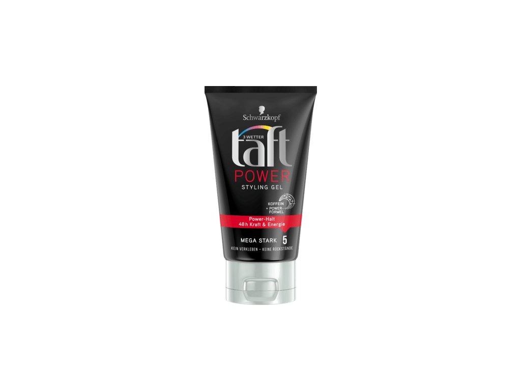Taft stylingový gel Power Mega silný 150 ml