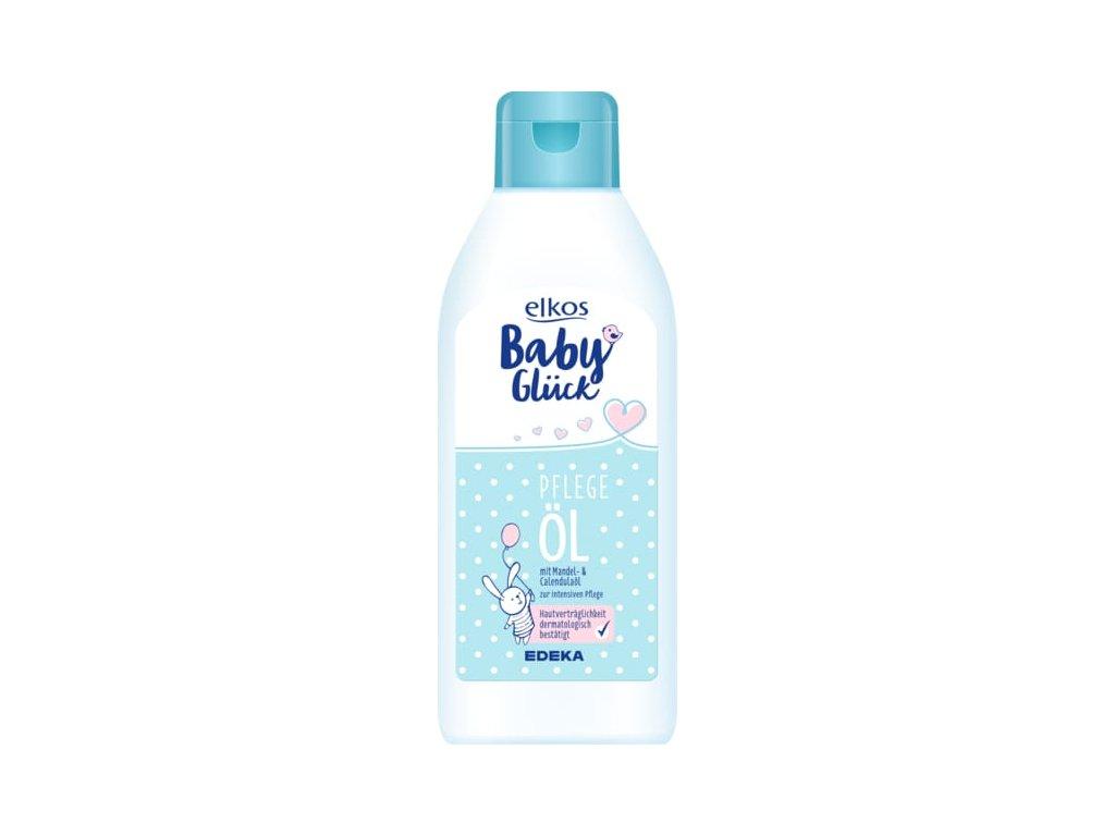 Elkos Baby pečující dětský olej 250 ml