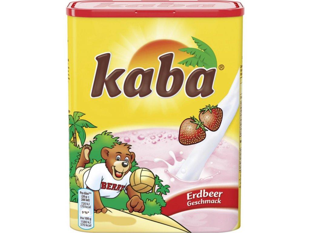 KABA Instatní nápoj jahoda 400g