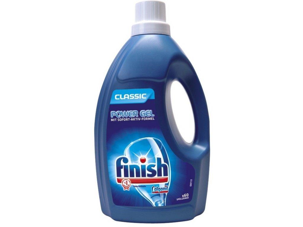 Finish Power gel do myčky 1,5 L