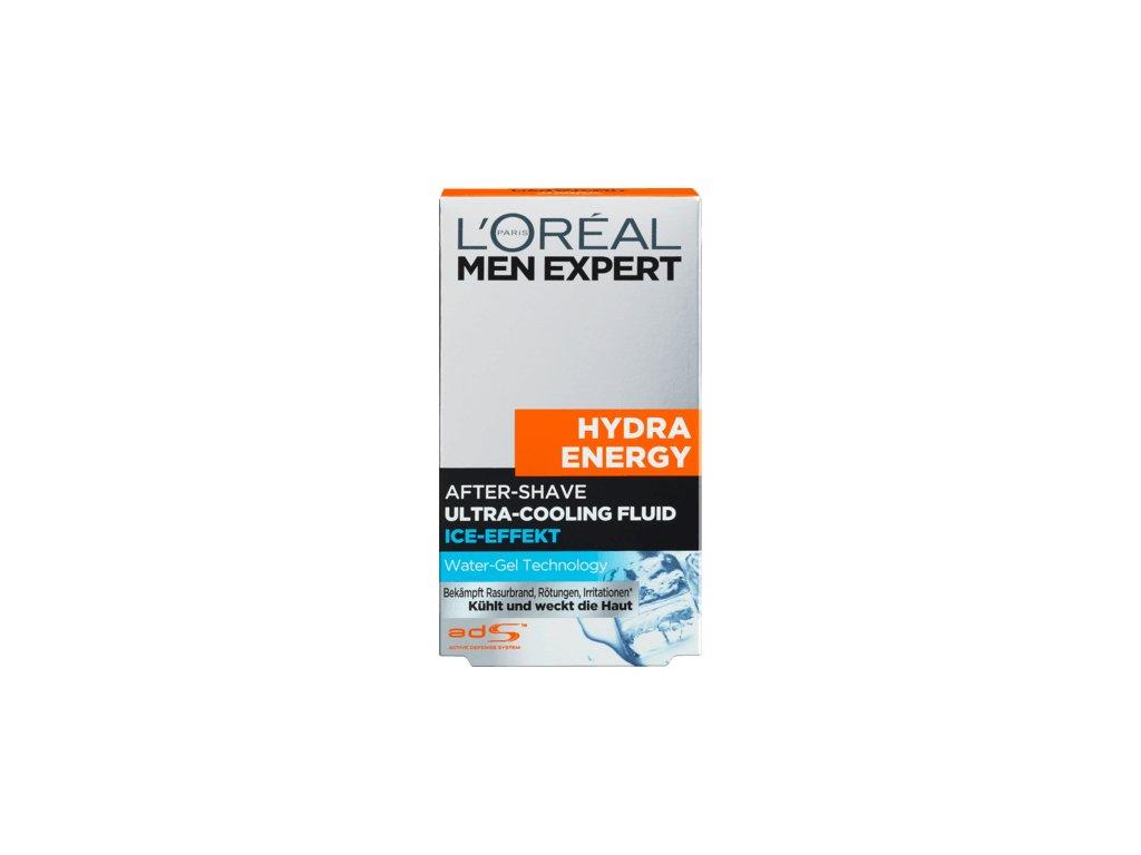 L'Oréal Men Expert Hydra Energy ICE EFEKT voda po holení 100ml