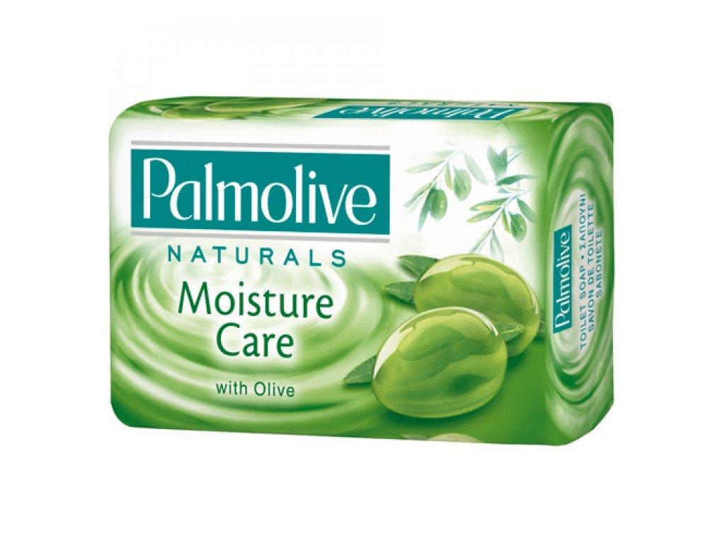 Palmolive Naturals tuhé mýdlo s výtažkem z oliv 90 g
