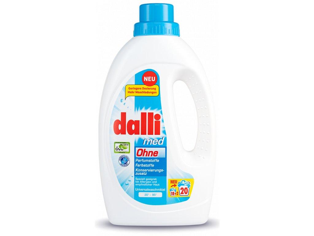 Dalli Med prací gel pro alergiky 1,35 l jako inteligentní objekt 1