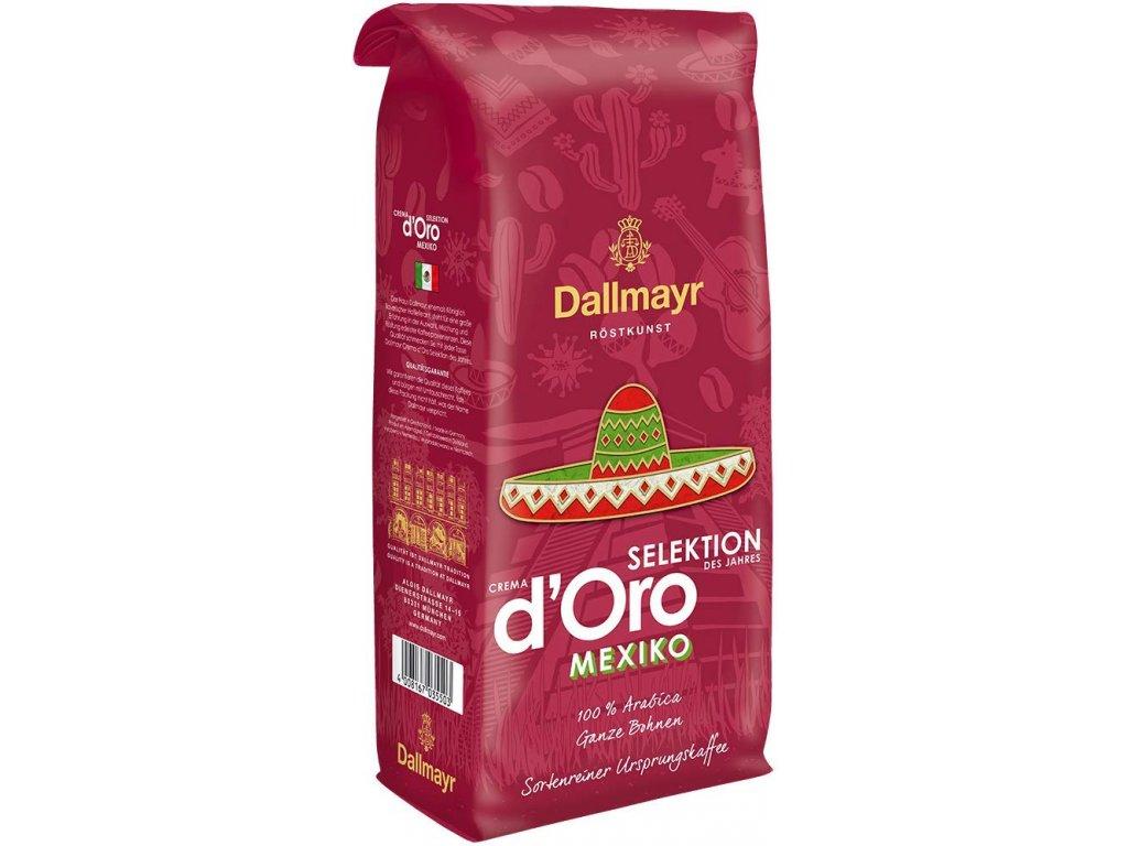 Dallmayr MEXIKO výběr roku zrnková káva1 kg