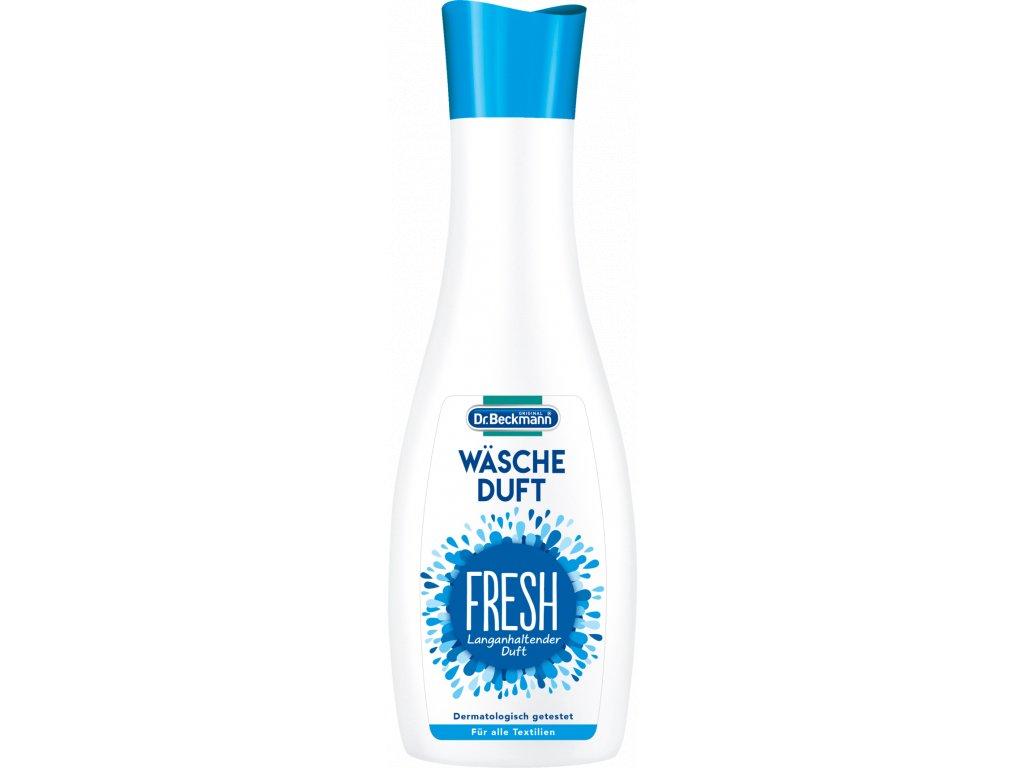 Dr. Beckmann FRESH, koncentrovaný parfém na prádlo 250ml