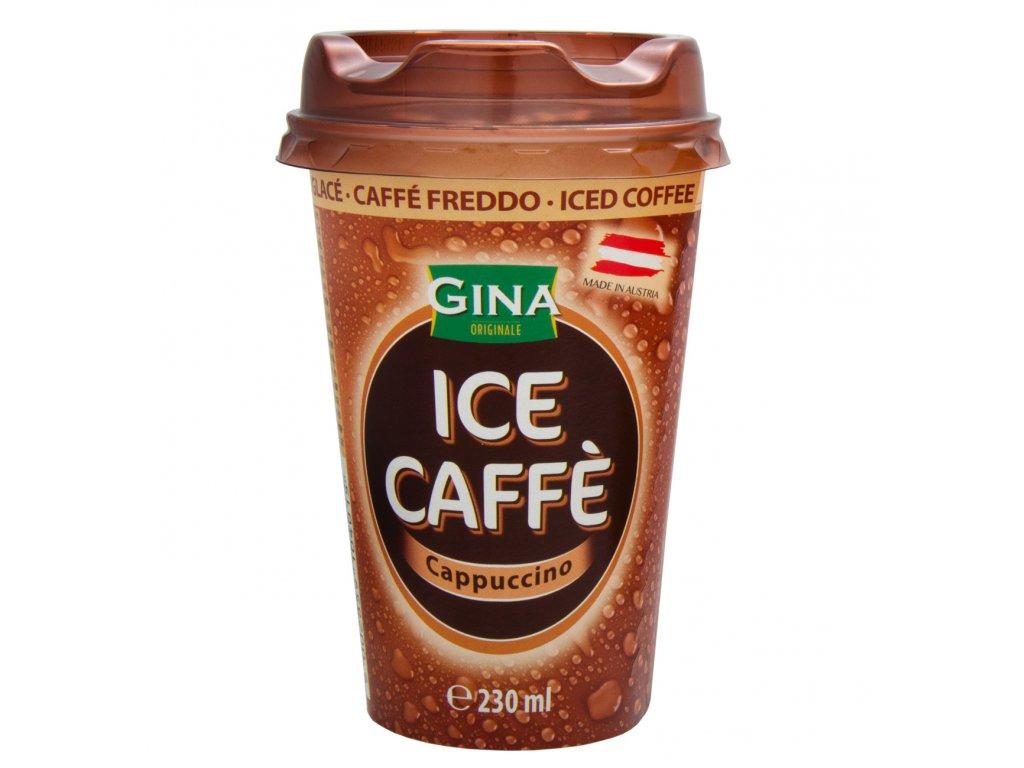 Gina Ledová káva Cappuccino 230 ml