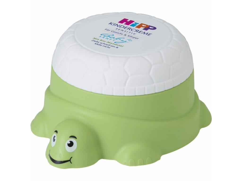 """HiPP Babysanft Krém na obličej a tělo """"želva"""" 100ml"""