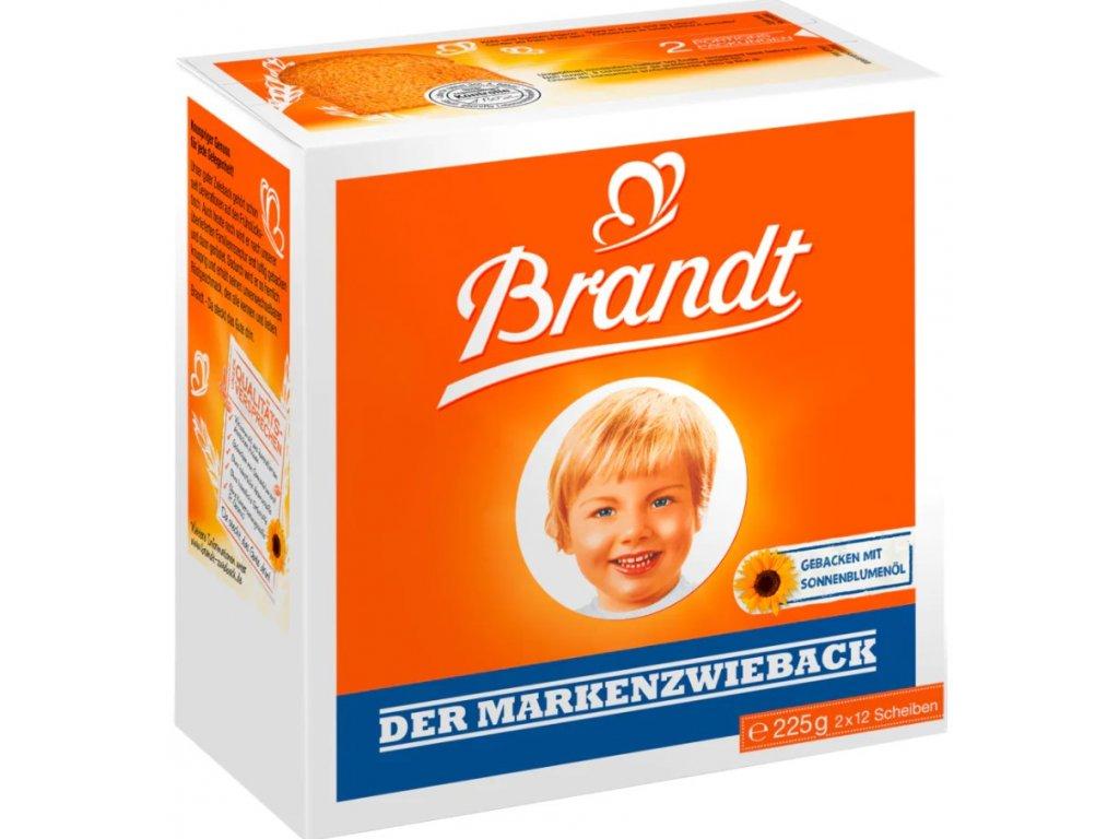 Brandt Značkové suchary 225g