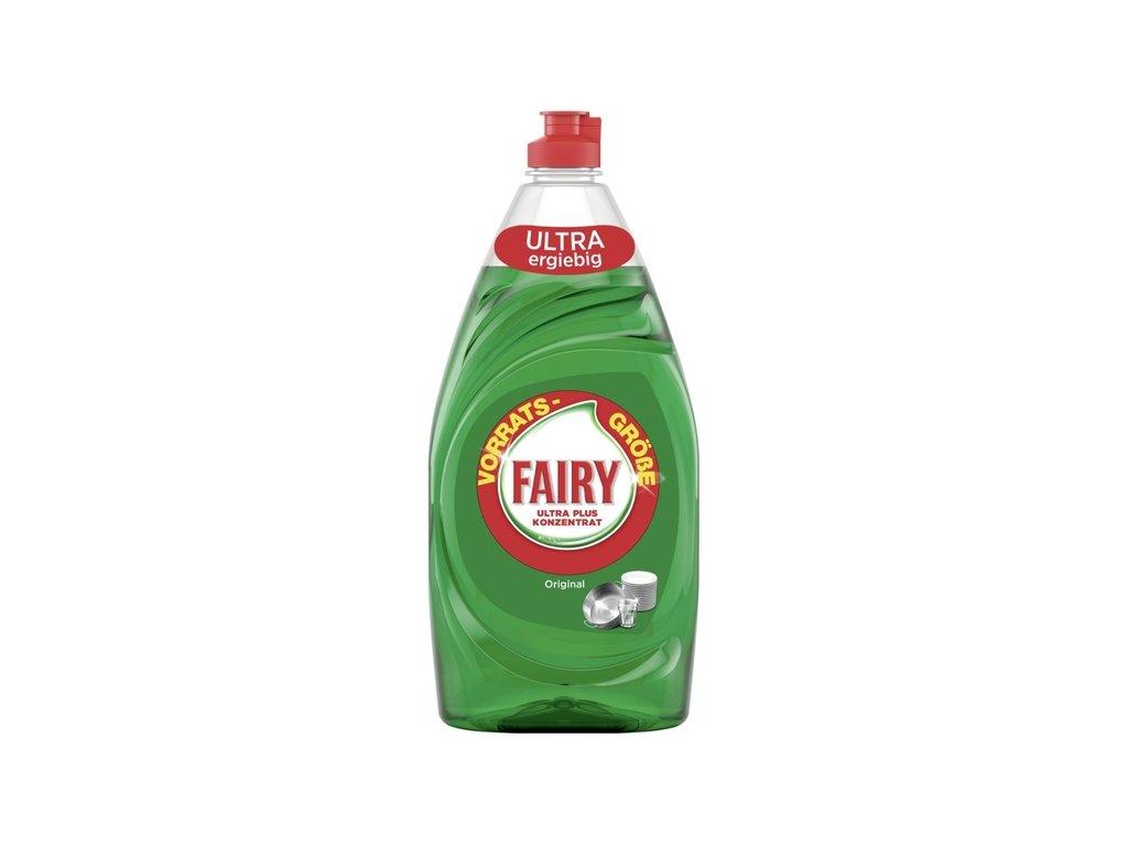 Fairy Original Ultra plus koncentrát 500 ml  - originál z Německa