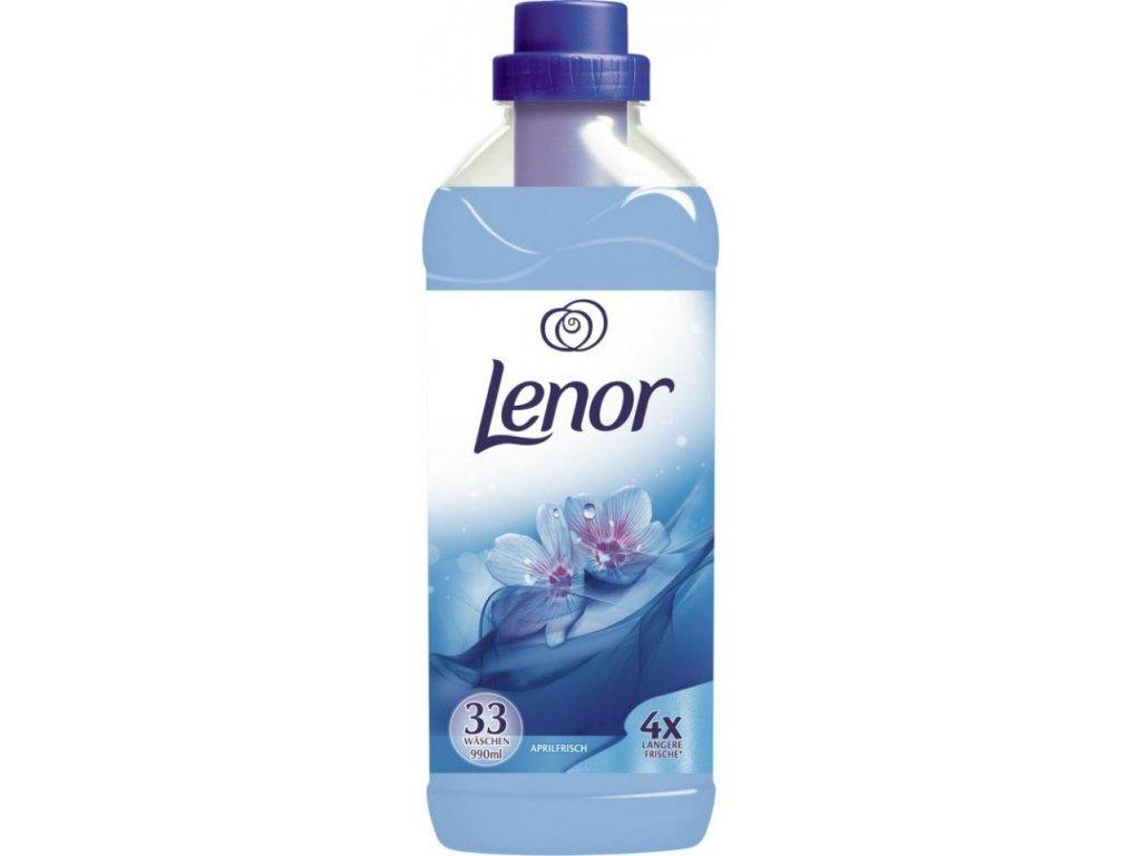 Lenor Aprilfrisch 990 ml, 33 dávek