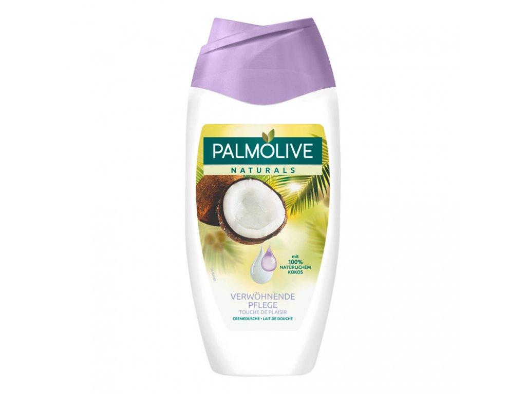 Palmolive Naturals Sprchové mléko s vůní kokosu 250 ml