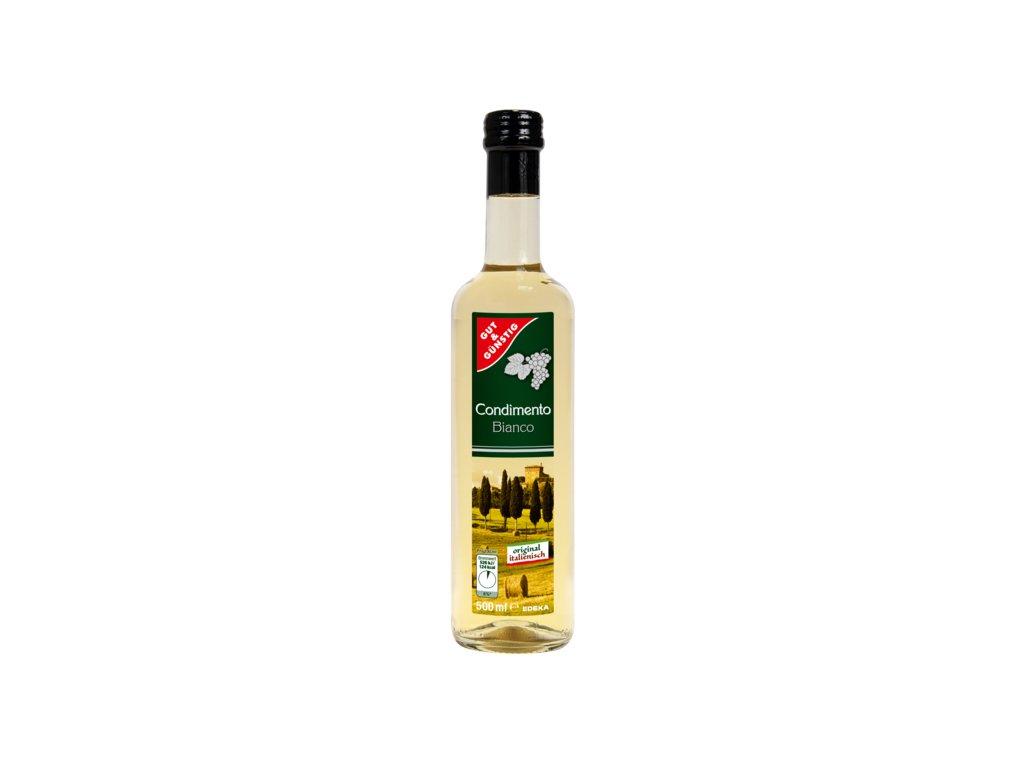 G&G Condimento Bianco italská octová specialita 500 ml  - originál z Německa